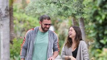 Ana de Armas y Ben Affleck