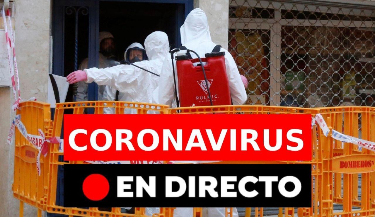 Coronavirus en España en directo: Rebrotes, datos de contagios y noticias de última hora de hoy jueves 9 de julio, en directo | coronavirus discover
