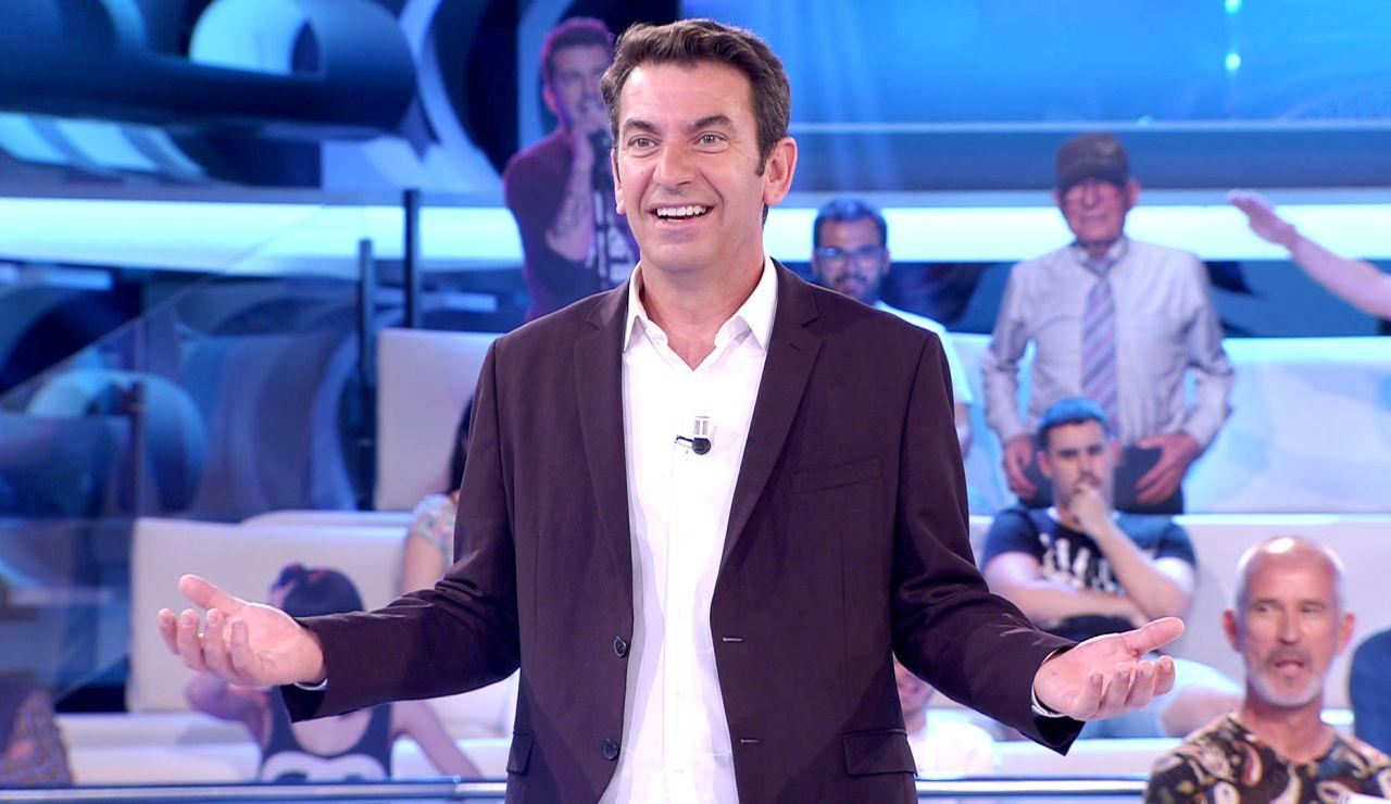 """El engaño más doloroso vivido por Arturo Valls en '¡Ahora caigo!': """"Por ahí no paso"""""""