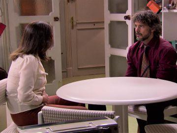 Cristina se sincera ante Guillermo sobre los motivos por los que le ocultó la verdad