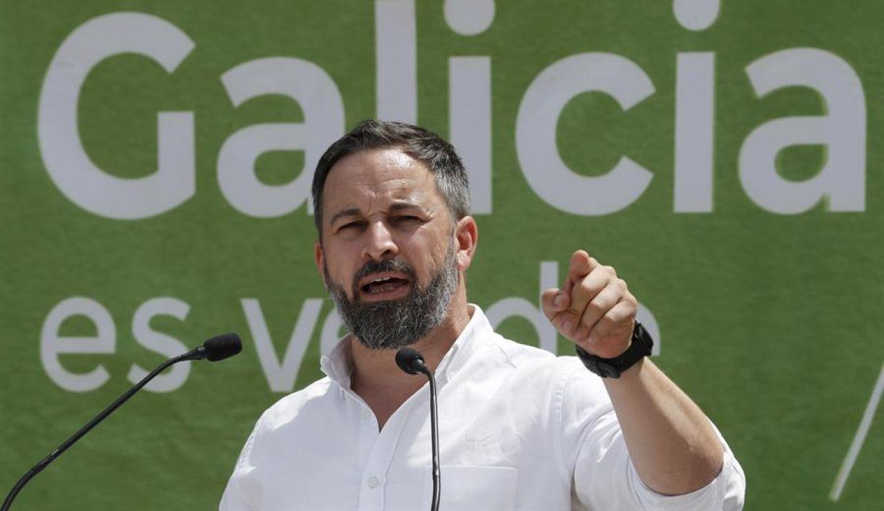 Vox impide la entrada a algunos medios de comunicación a su sede en Madrid la noche electoral del 12-J
