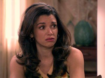 Los celos pasan factura a Amelia ante su mayor prueba de amor a Luisita
