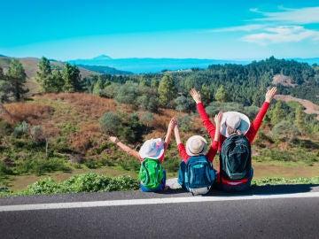 Viaje en familia