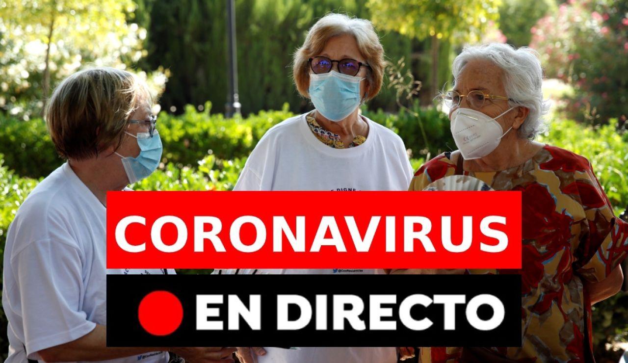 Coronavirus España: Última hora de los rebrotes, datos de contagios y noticias de hoy, viernes 10 de julio, en directo | Coronavirus Discover