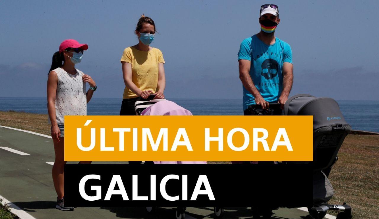 Galicia: Rebrotes de coronavirus, datos, elecciones gallegas y noticias de hoy viernes 10 de julio, en directo | Última hora Galicia