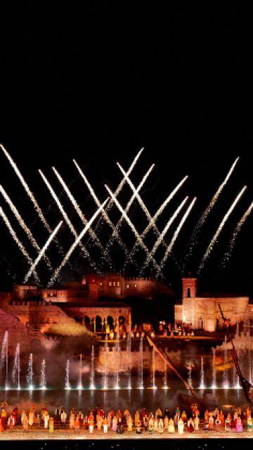 Espectáculo 'El sueño de Toledo',