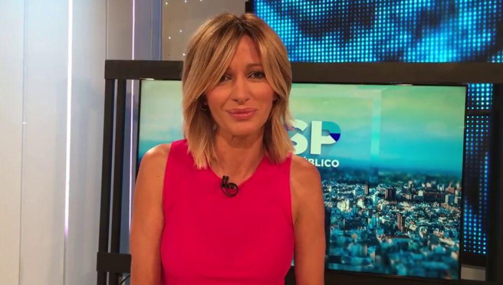 """Susanna Griso hace balance antes de irse vacaciones: """"Hubo momentos en los que veníamos a trabajar con miedo"""""""