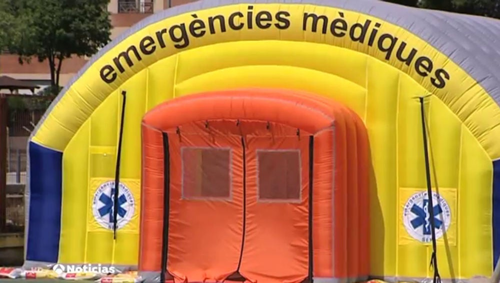 A3 Noticias Fin de Semana (11-07-20) Amplían el confinamiento por coronavirus en residencias a toda la región sanitaria de Lleida por los rebrotes