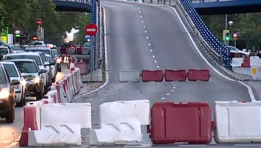 El puente de Joaquín Costa-Francisco Silvela