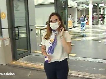 La Feria Valencia el primer gran recinto que abre sus puertas tras la crisis del coronavirus