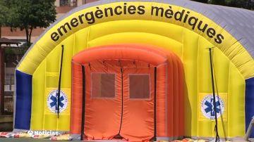 Amplían el confinamiento por coronavirus en residencias a toda la región sanitaria de Lleida