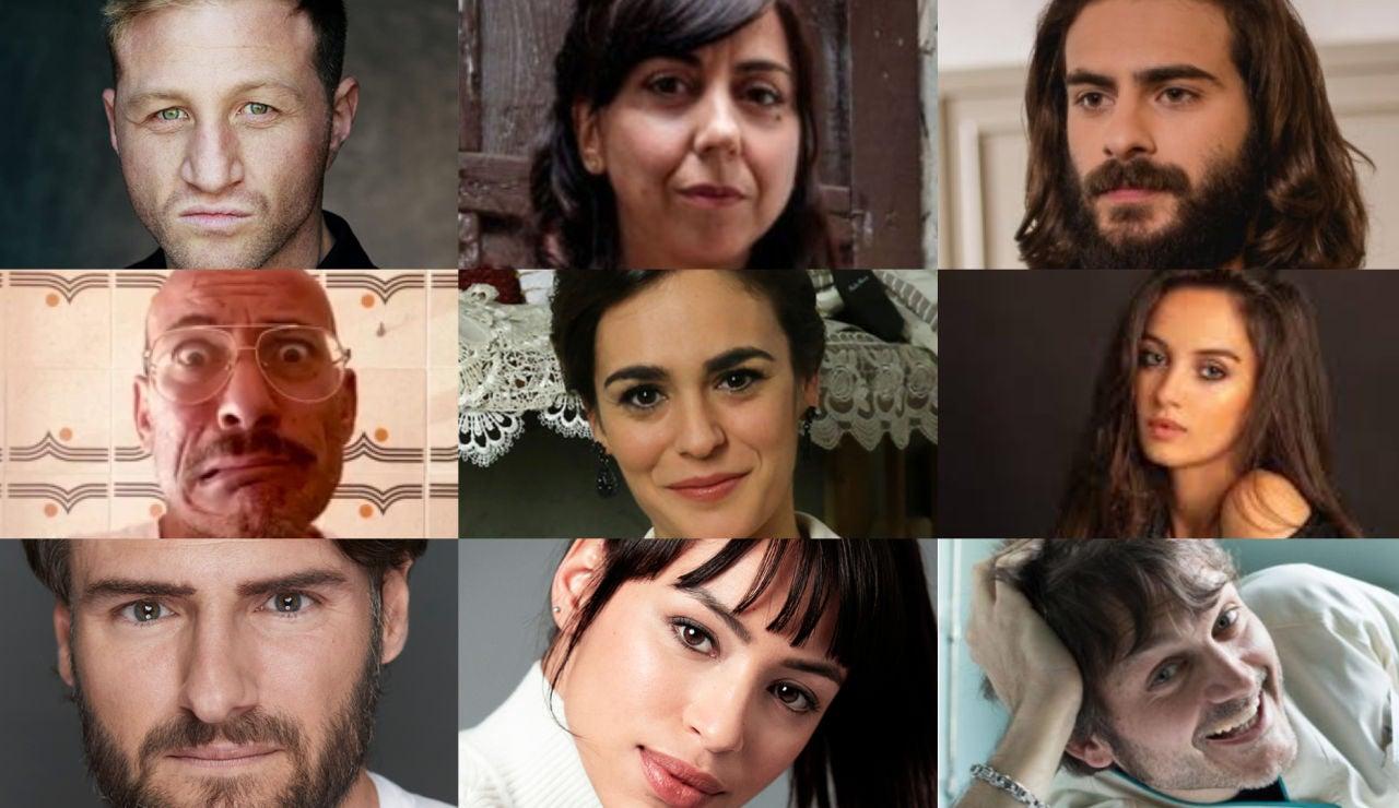 Actores de 'Deudas'