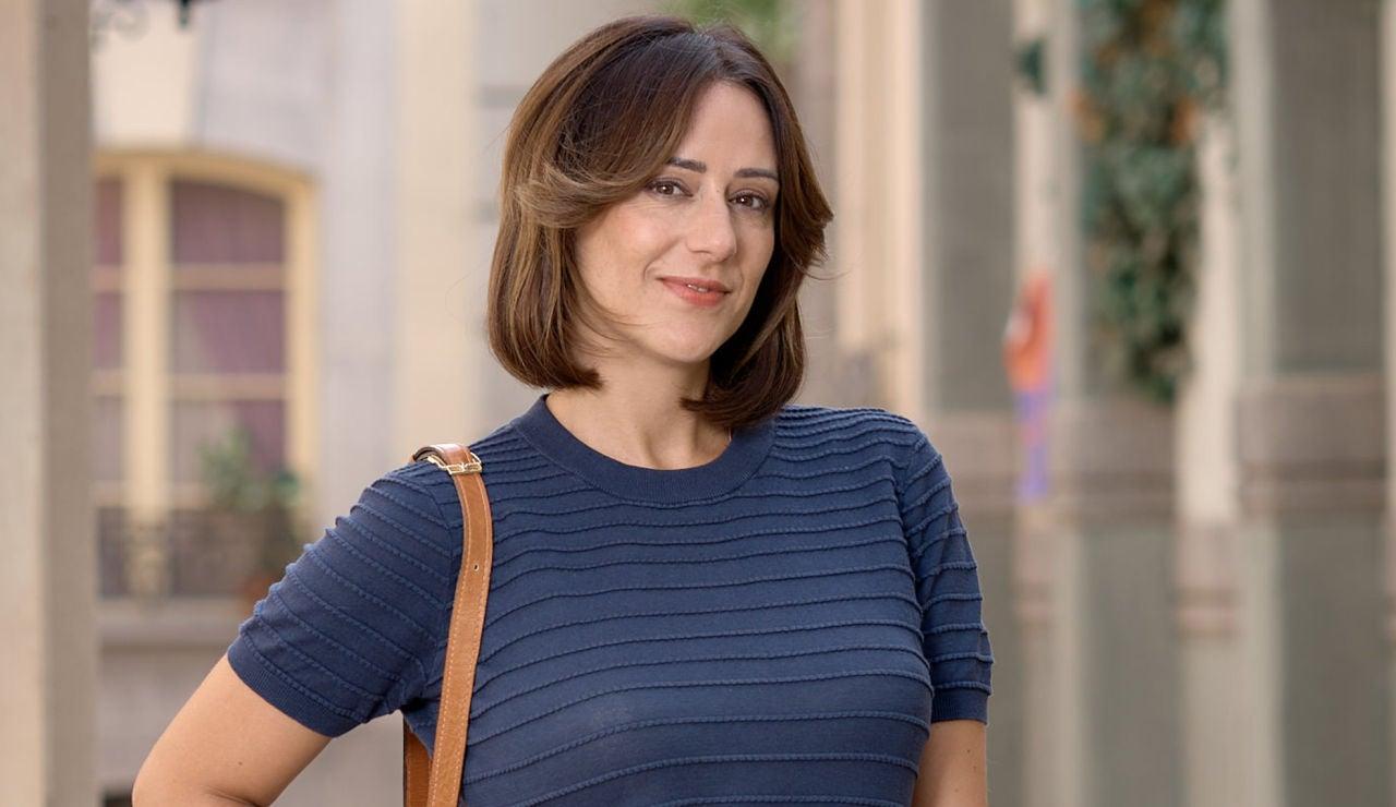 Luz Valdenebro es Cristina en 'Amar es para siempre'