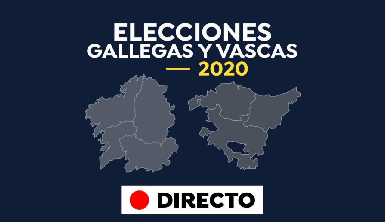 Elecciones gallegas y vascas 2020: Jornada de reflexión, última hora en directo