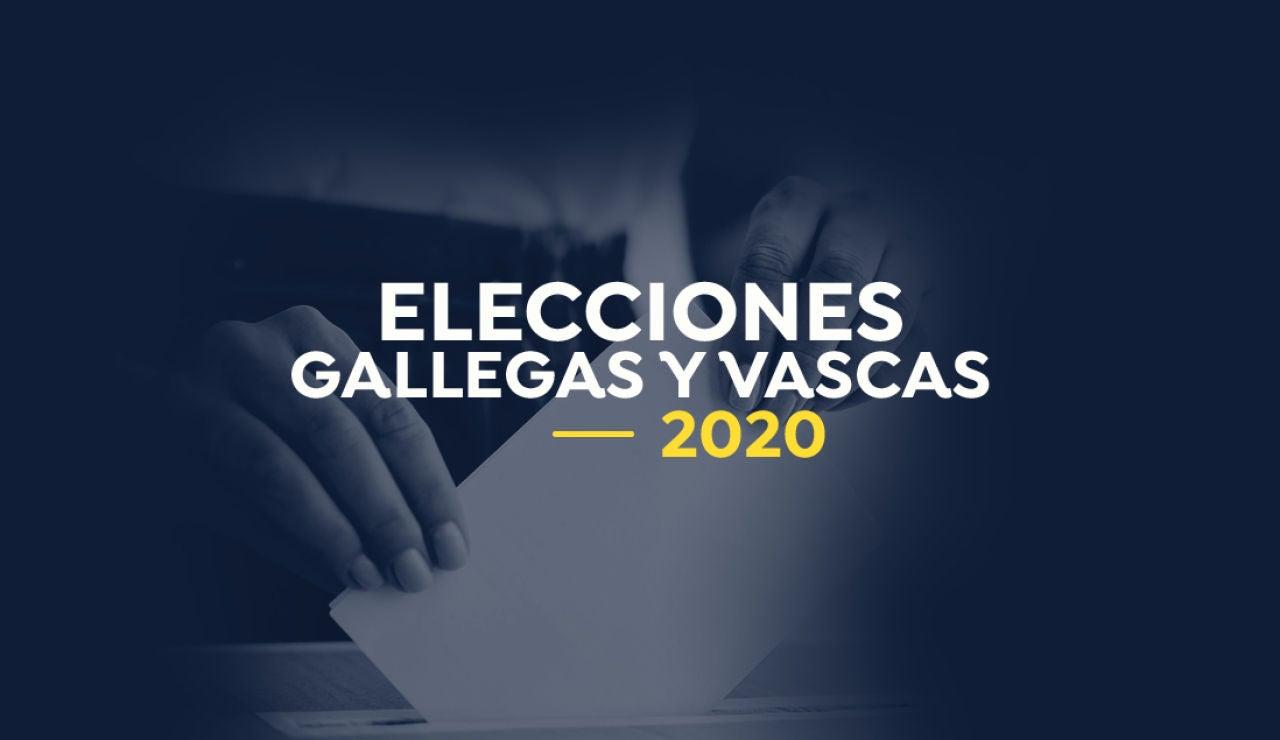 Elecciones gallegas y vascas 2020: Mapa de los colegios electorales en Galicia y País Vasco