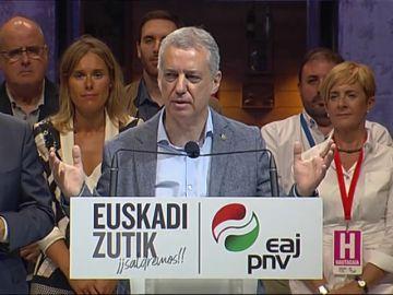 Triunfo del nacionalismo templado de Íñigo Urkullu en las Elecciones vascas 2020