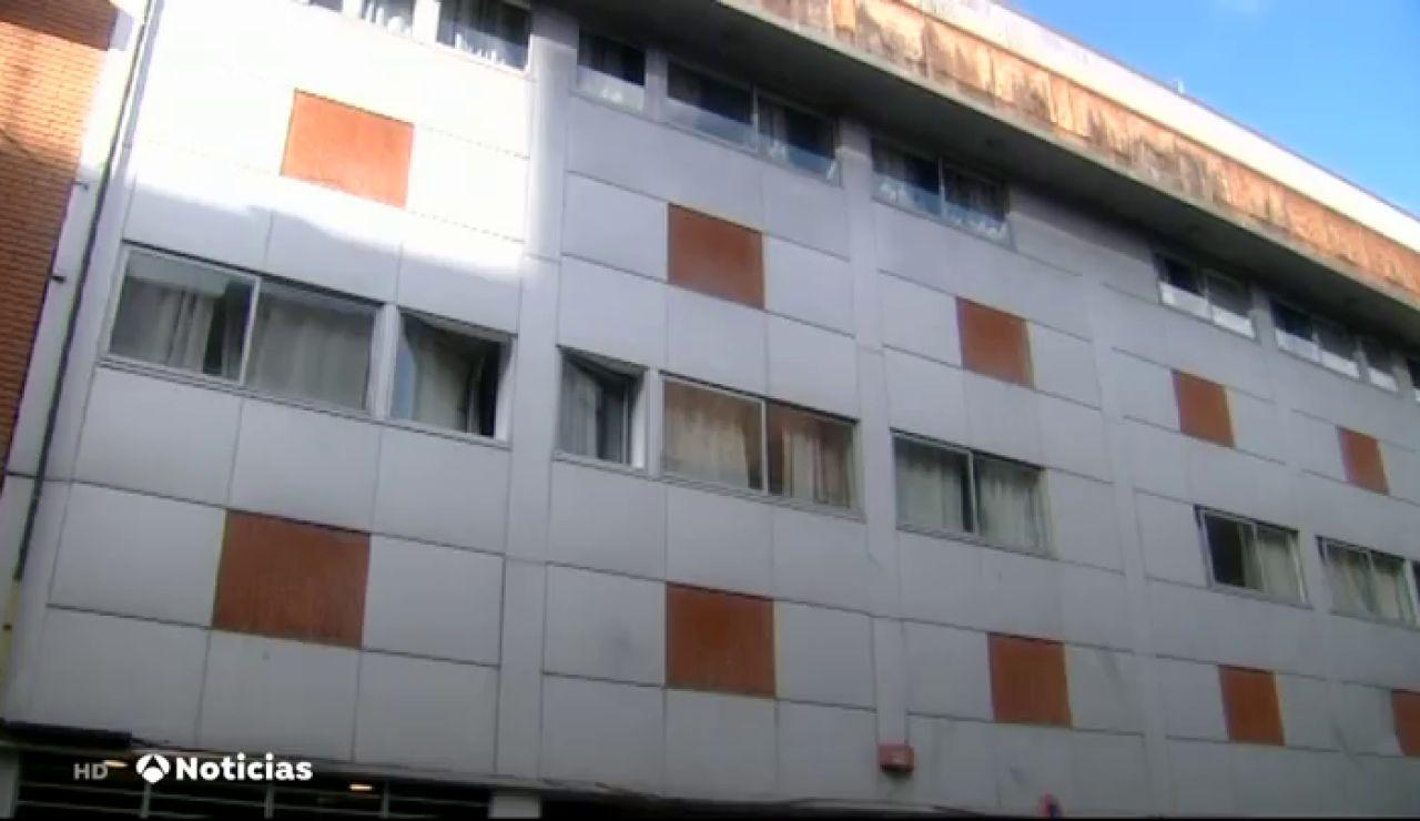Dan positivo en coronavirus más de la mitad de los ancianos de una residencia de Hospitalet que ya lo habían pasado