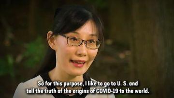 Li-Meng Yan, la viróloga china huida a EEUU