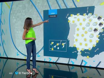 Tu Tiempo (12-07-20) Calor intenso en el sur y chubascos en Cantábrico, Sistema Ibérico y Pirineos