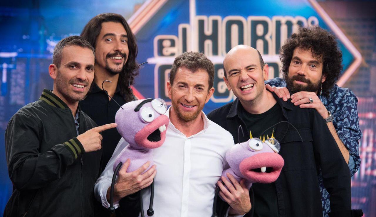 Pablo Motos y los colaboradores disfrutan de las vacaciones tras cerrar la 14 temporada de 'El Hormiguero 3.0'