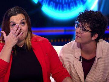 """María: """"Sara es la que me hace reír y me da la vida"""""""