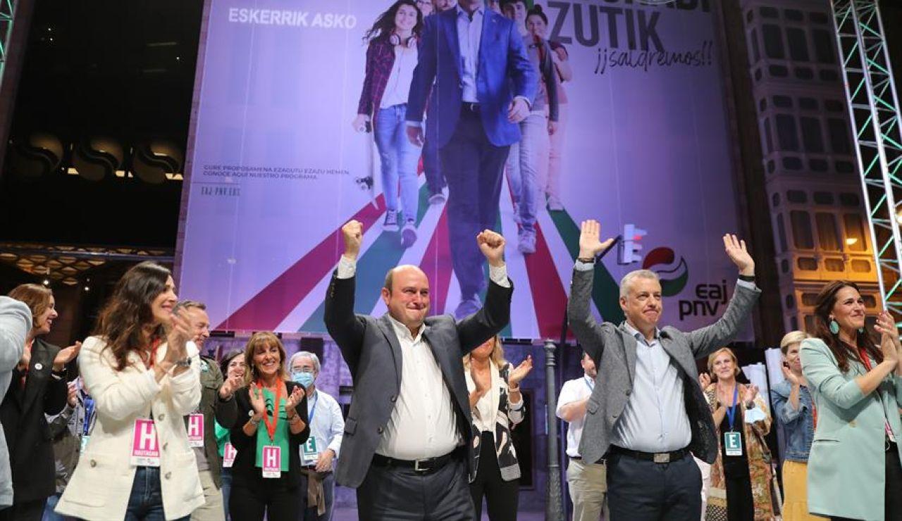 Iñigo Urkullu revalida su candidatura en las elecciones vascas 2020 venciendo en las tres provincias de País Vasco