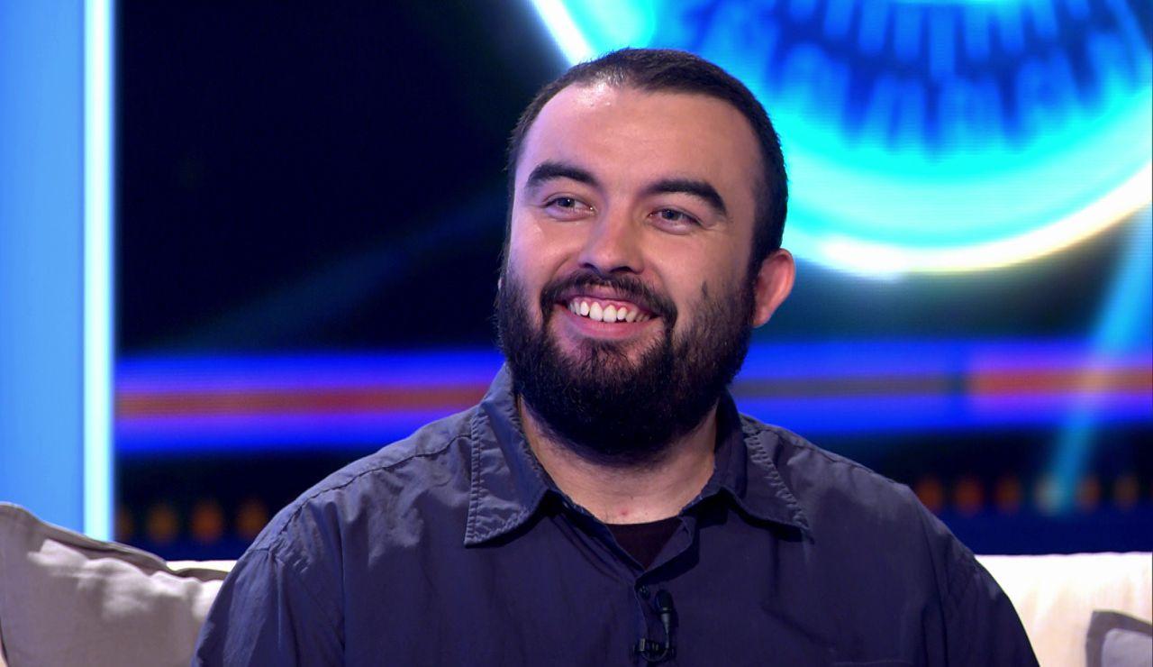 Optimismo y mucha confianza, Álvaro se lanza a un doble reto