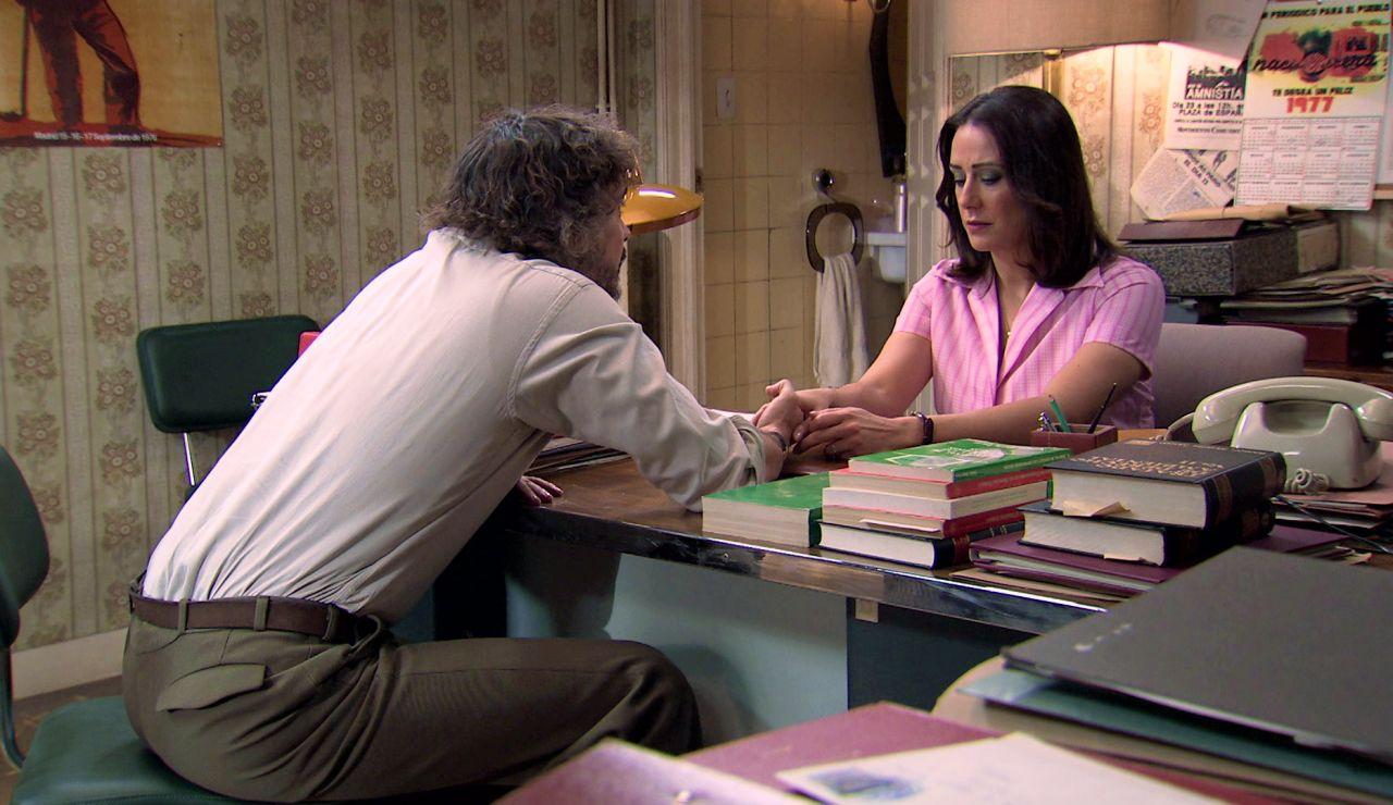 Guillermo le hace a Cristina una promesa decisiva que cambiará sus vidas para siempre