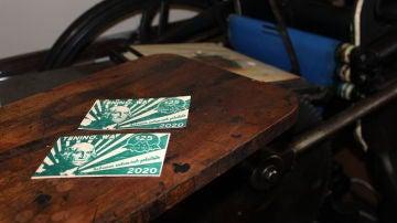 Tenino, la ciudad de EEUU que ha creado un billete de madera durante el coronavirus