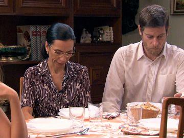 Un malentendido de Luisita con sus padres tambalea su decisión de ser madre
