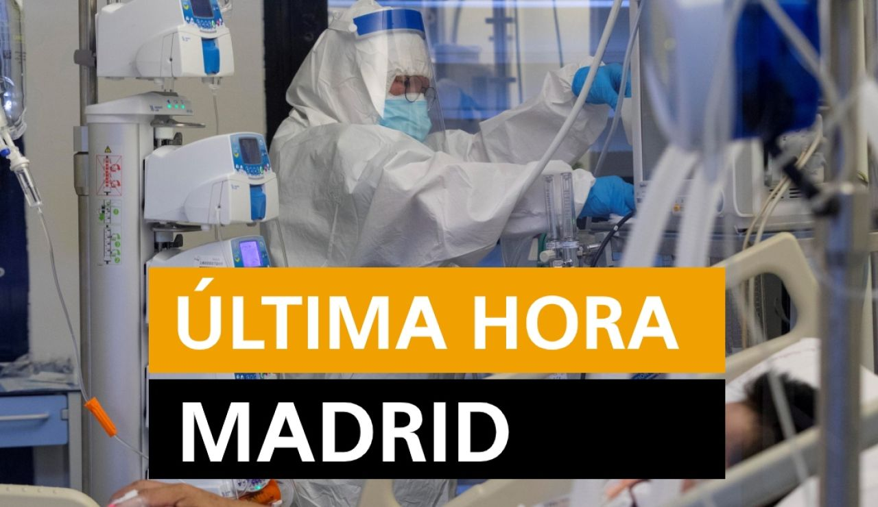 Coronavirus Madrid: Rebrotes y última hora de hoy lunes, 13 de julio, en directo
