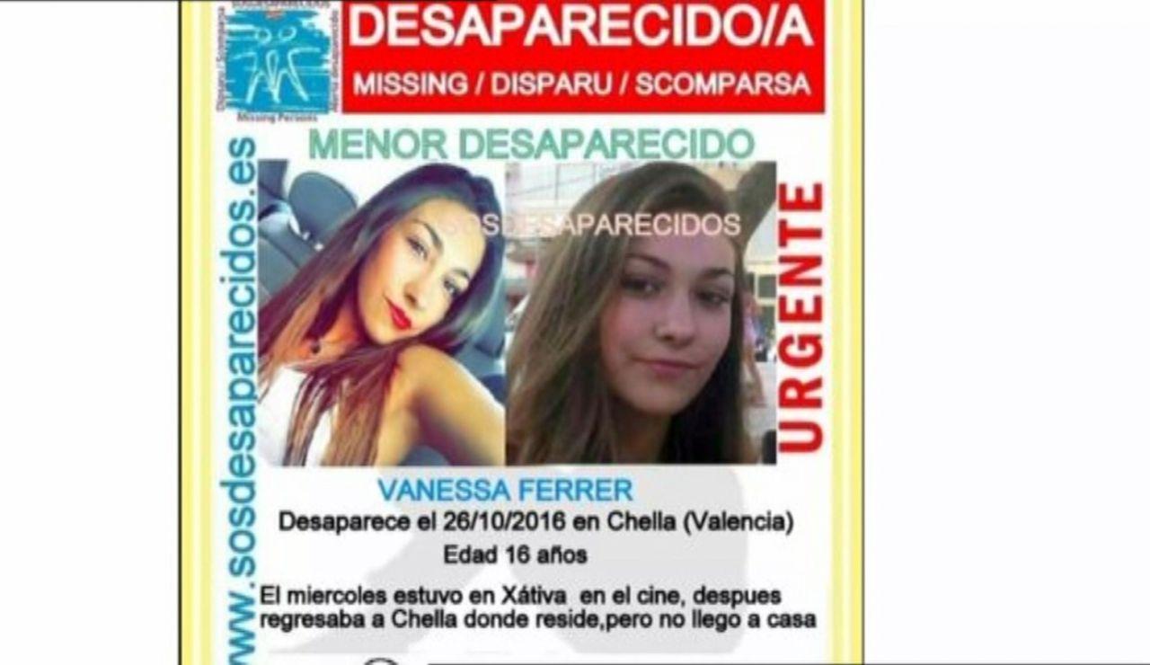 Crimen de Vanessa Ferrer.