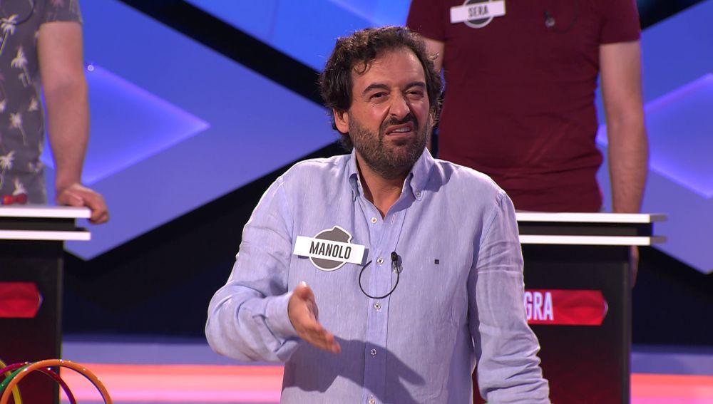La excéntrica historia de Manolo, de 'Los dispersos', en la final de la Champions de 2014