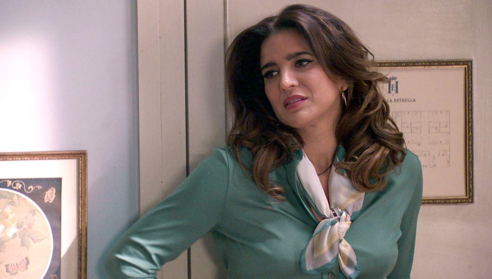 La decisión más difícil de Irene: el amor con Lorenzo o la venganza con Roque