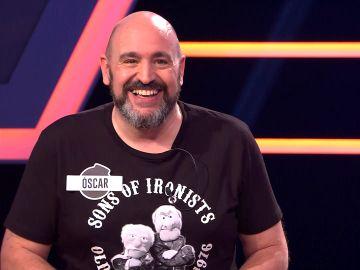 """Así relata Óscar, de 'Los dispersos', una de sus mayores locuras: """"Me saqué una oposición a los 20 años"""""""