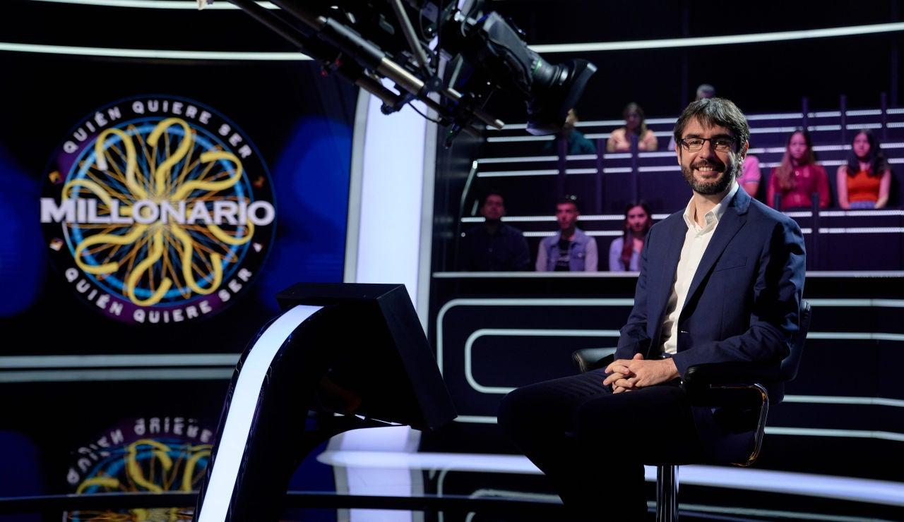 Arrancan las grabaciones de la nueva temporada de '¿Quién quiere ser millonario?' con famosos