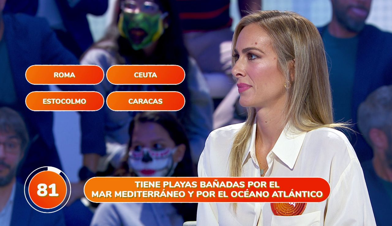 ¡Un comienzo inmejorable! Kira Miró, Iván Massagué y Pablo hacen temblar a sus rivales en 'Una de Cuatro'