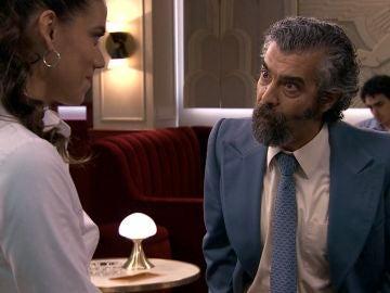 """El inesperado consejo de amor de Curtis a Jose: """"El amor no entiende ni de profesión ni de clases"""""""