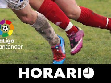 Liga Santander: Horario de los partidos de fútbol de la jornada 37 y dónde ver la Liga en directo