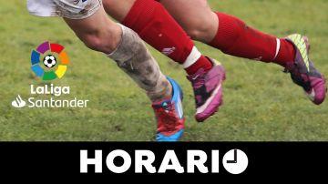 Liga Santander: Horario de los partidos de fútbol de la jornada 38 y dónde ver la Liga en directo