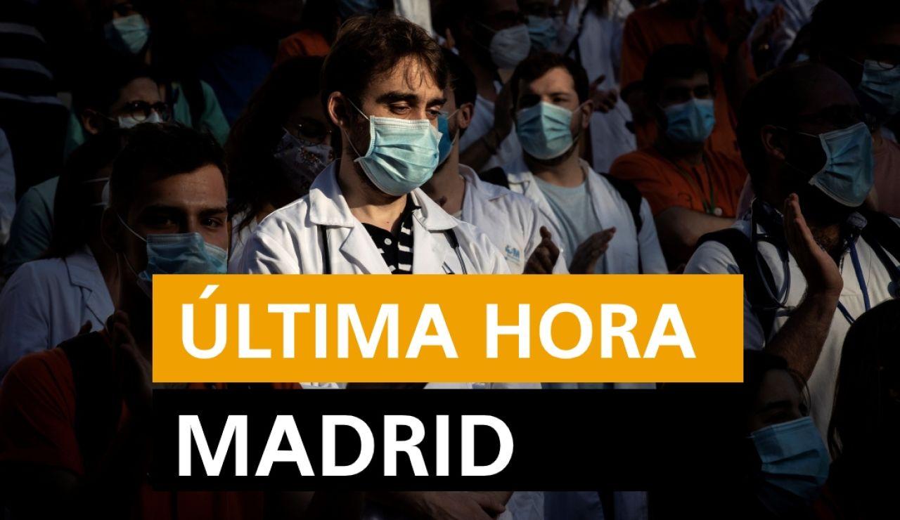 Coronavirus Madrid: Rebrotes y última hora de hoy martes, 14 de julio, en directo | Última hora Madrid