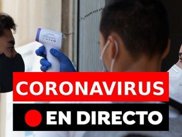 Coronavirus España   Rebrotes, noticias y datos de hoy martes 14 de julio, en directo   Coronavirus discover
