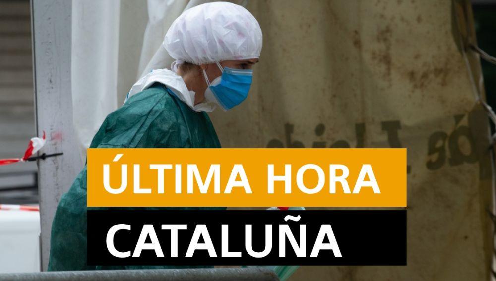 Coronavirus Cataluña: Rebrotes y última hora de hoy martes, 14 de julio, en directo | Última hora Cataluña
