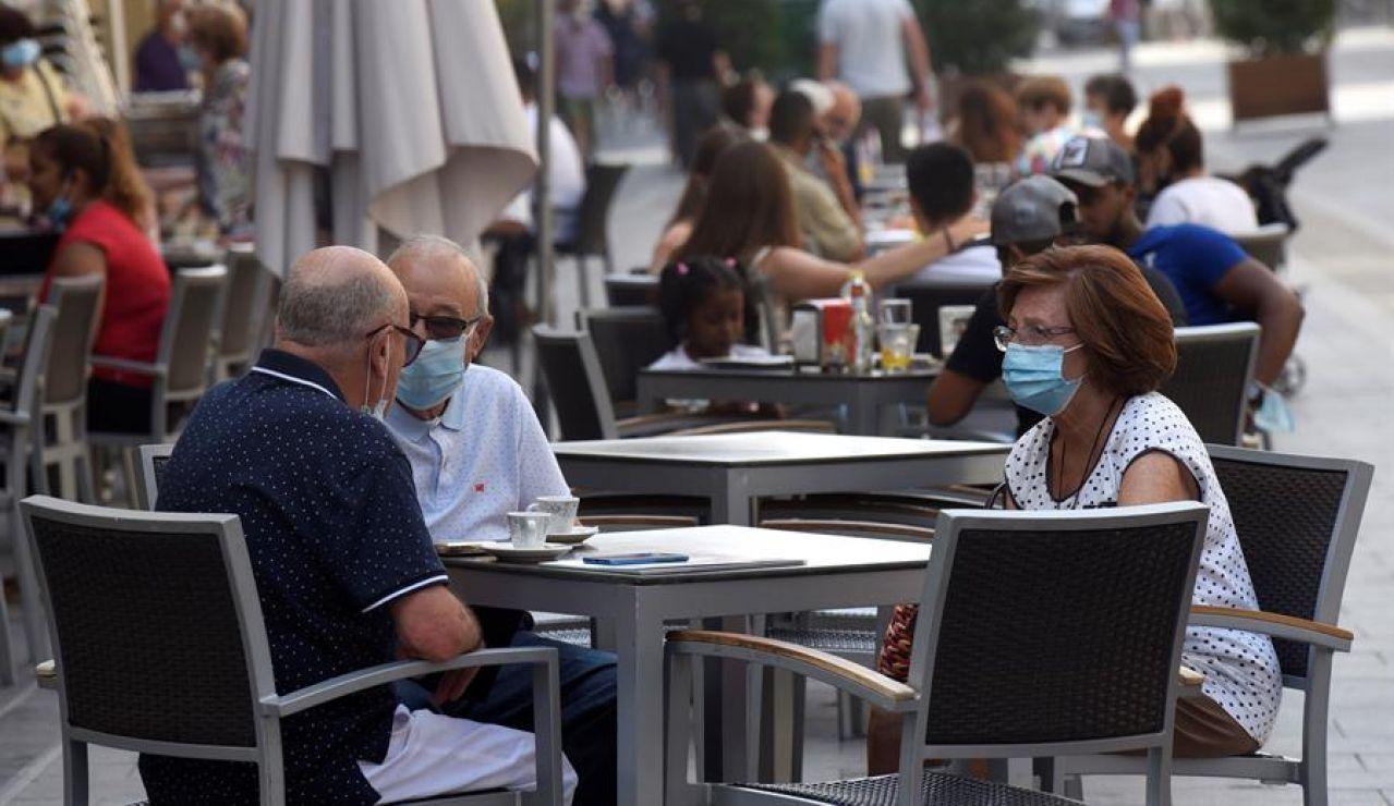 El retorno a la fase 2 'flexibilizada' por los nuevos casos de coronavirus castiga al sector hostelero de Aragón