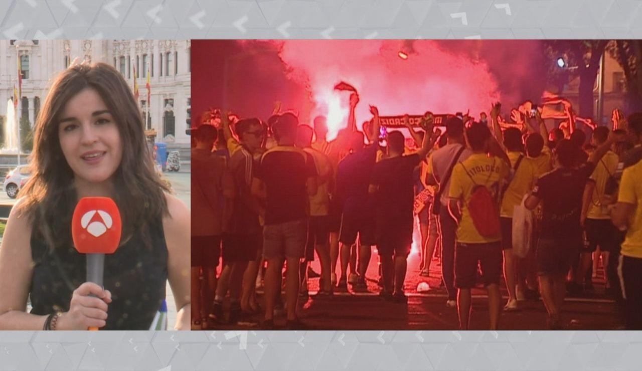 Preocupación por la posible celebración de la Liga en Madrid