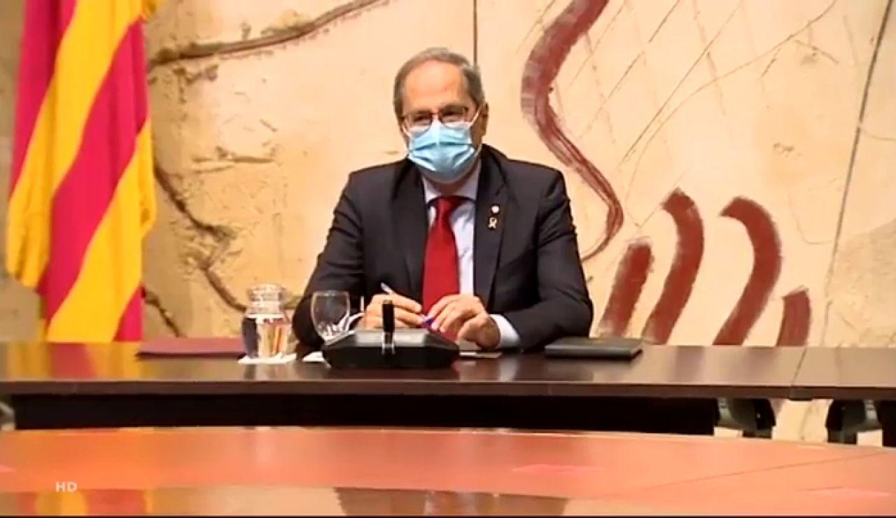 La Generalitat aprueba un decreto de urgencia para tomar medidas ante los rebrotes en Lleida