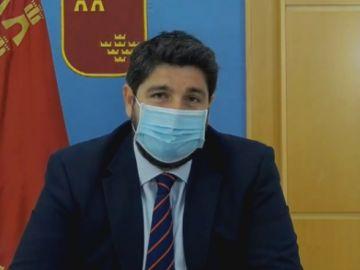Juan José Pedreño Planes, médico de familia, nuevo consejero de Salud de Murcia tras la renuncia de Manuel Villegas