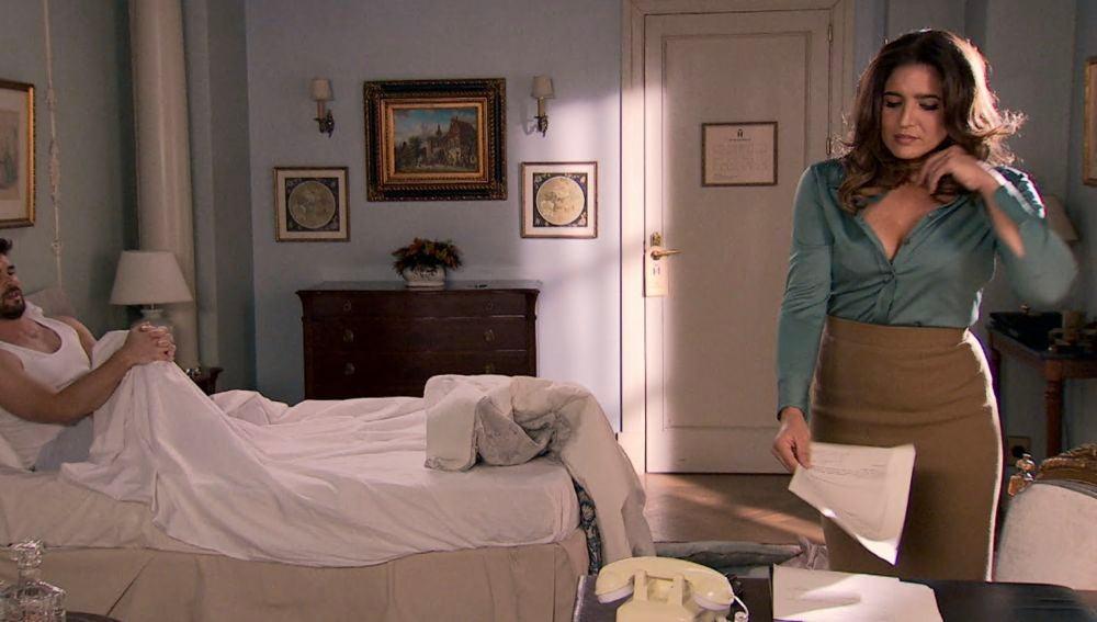 Irene cae en la tentación de Roque y sigue el plan para destruir a Armando