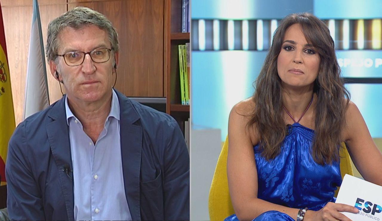 Núñez Feijóo tras las elecciones