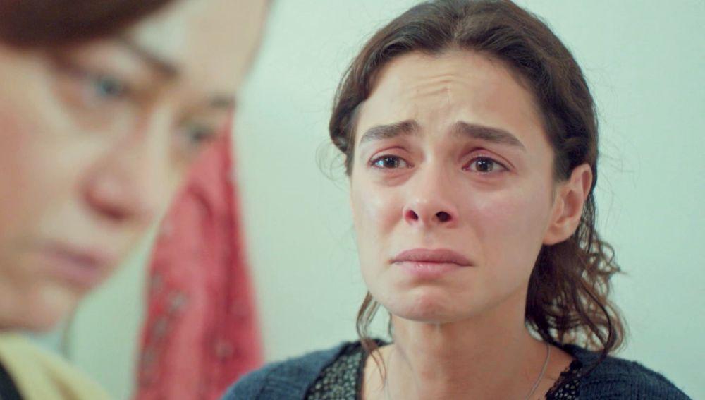 Bahar sigue buscando respuestas a la muerte de Sarp en 'Mujer', el próximo martes a las 22:45 horas en Antena 3